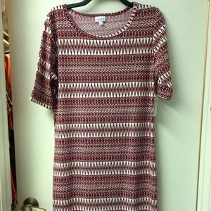 NWT LuLaRoe Julia dress size XL